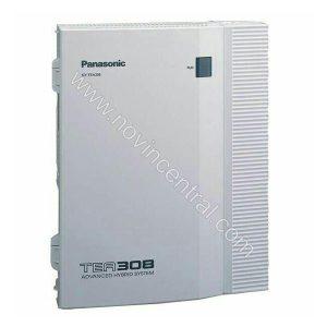 دستگاه سانترال کم ظرفیت KX-TEA308