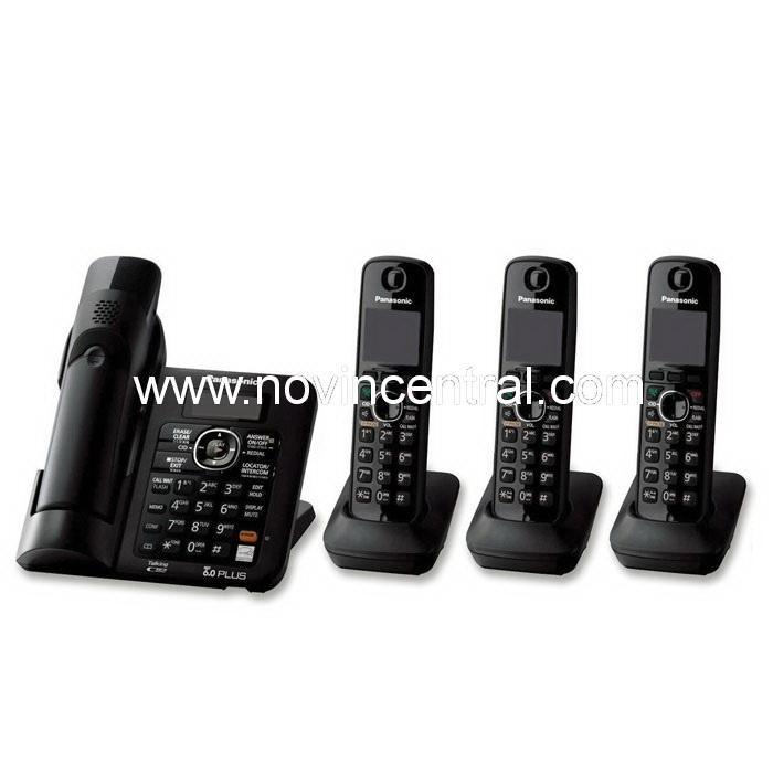 تلفن بیسیم پاناسونیک مدل KX-TG3822