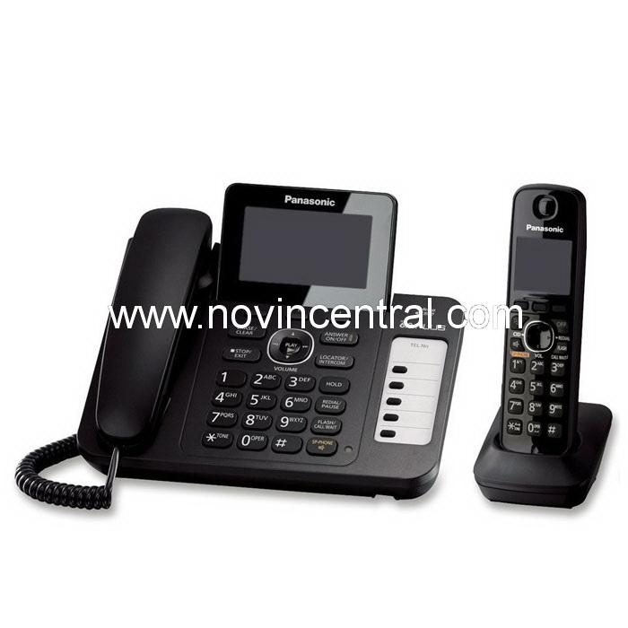تلفن بیسیم پاناسونیک مدل KX-TG6671