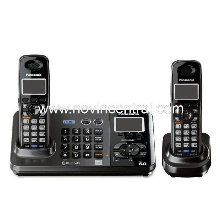 تلفن بیسیم پاناسونیک مدل KX-TG9382