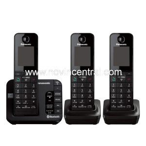 تلفن بیسیم پاناسونیک مدل KX-TGH263