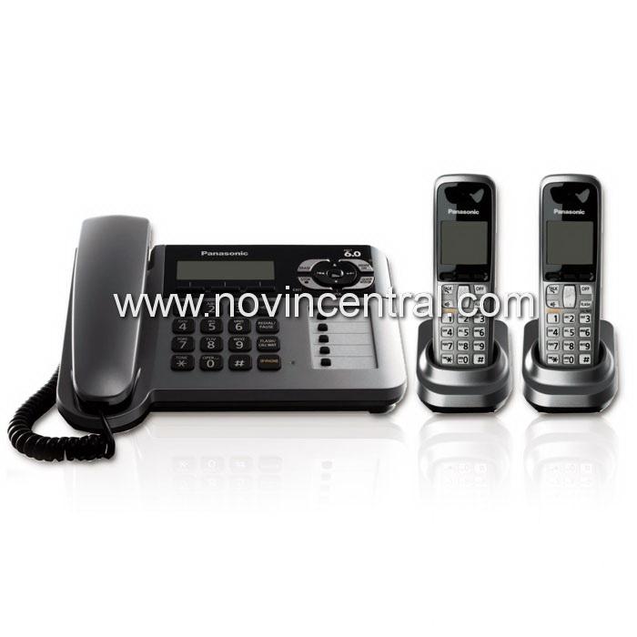 تلفن بیسیم پاناسونیک مدل KX-TG3662