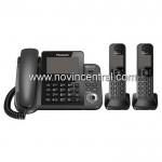 تلفن بیسیم پاناسونیک مدل KX-TGF322